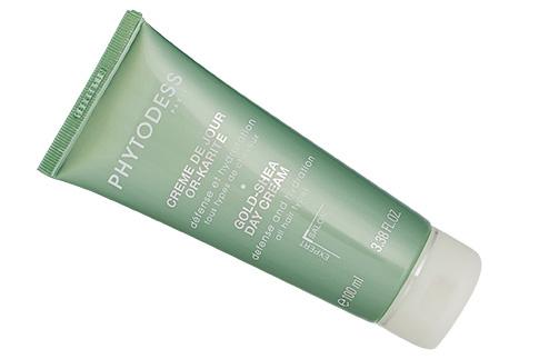 Крем-уход для защиты и увлажнения Gold-Shea Day Cream, Phytodess