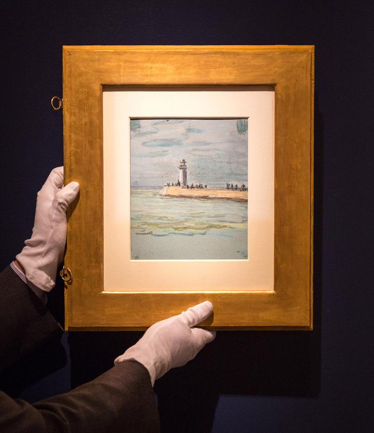 Фото №1 - В Лондоне найдена неизвестная картина Клода Моне