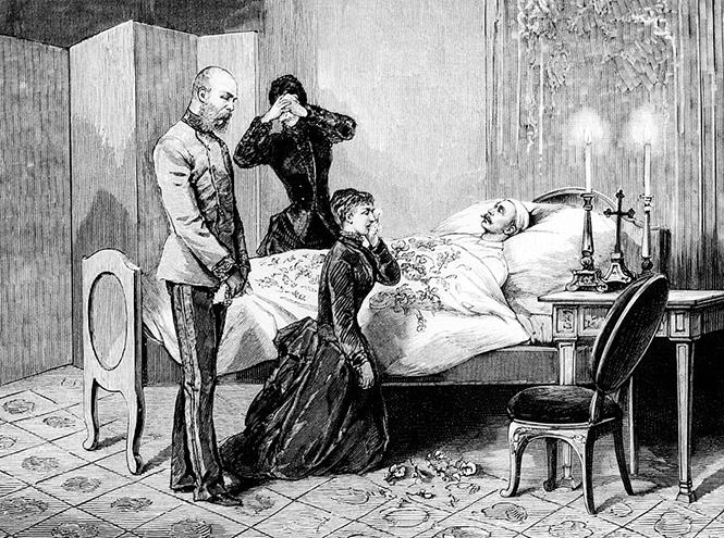 Фото №8 - Майерлингская трагедия: любовь и смерть кронпринца Рудольфа и баронессы Марии