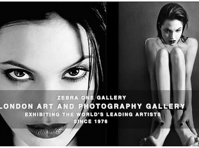 Фото №1 - На продажу выставлены фотографии 20-летней Анджелины Джоли