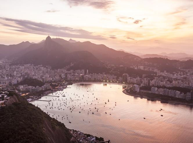 Фото №4 - 10 самых впечатляющих горных пейзажей мира