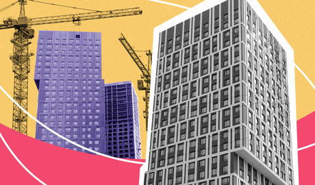 ЖК «Парковый квартал»: три башни нестандартного вида в перспективной локации
