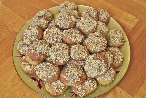 Фото №3 - Три греческих рождественских десерта