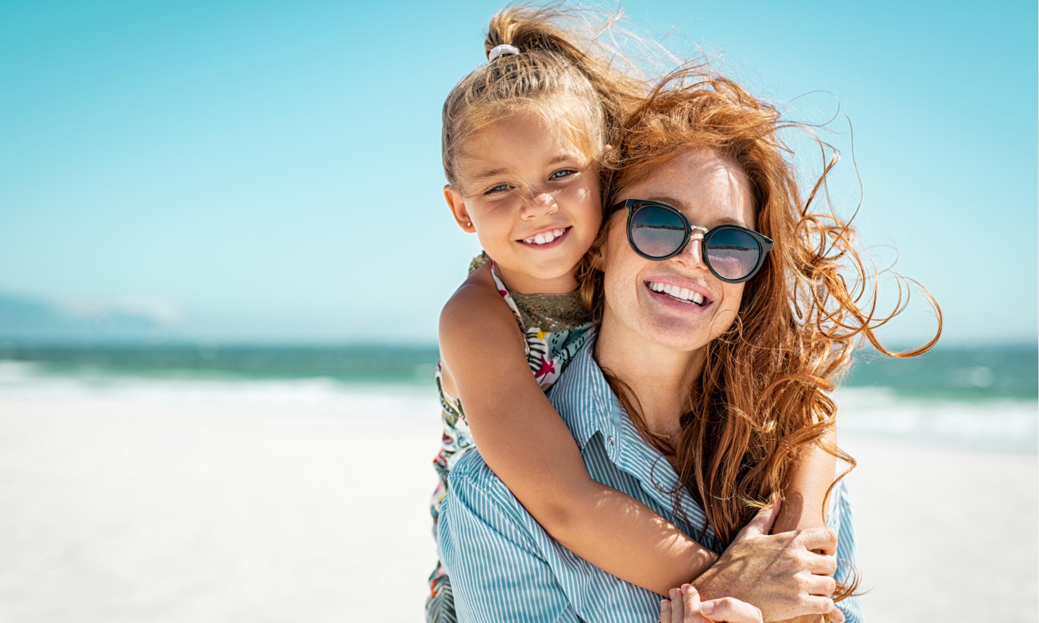 Психологи: женщины с детьми обязательно должны отдыхать летом