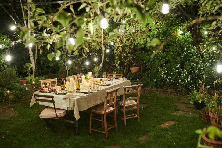 Фото №2 - Летняя вечеринка в саду: 10 идей декора