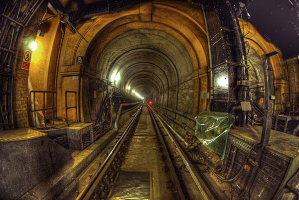 Фото №1 - Шесть зон под Лондоном