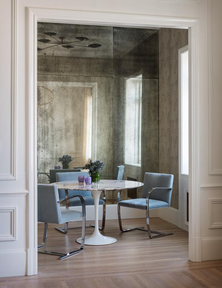 Фото №2 - Новая классика: элегантная квартира в Сан-Франциско