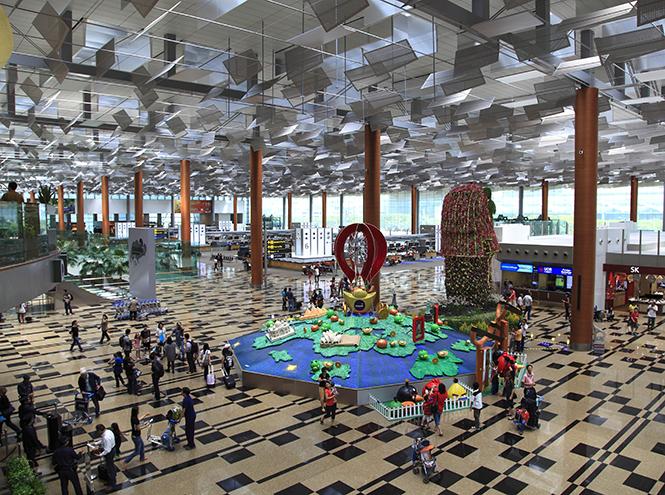 Фото №8 - Не выходя из аэропорта: 5 ботанических садов в Чанги (Сингапур)