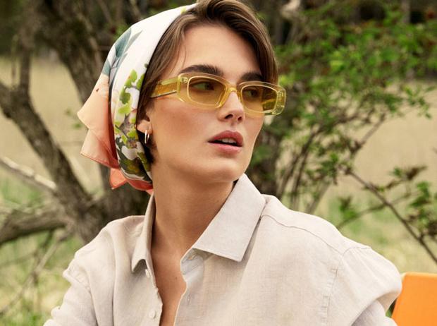 Фото №2 - Очки для лета: самые модные модели 2020