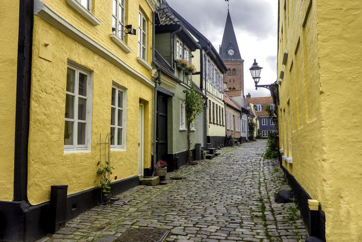 Фото №1 - Два датских города признаны городами с самыми счастливыми жителями
