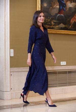 Фото №12 - Королевская палитра: как монаршие особы носят синий цвет