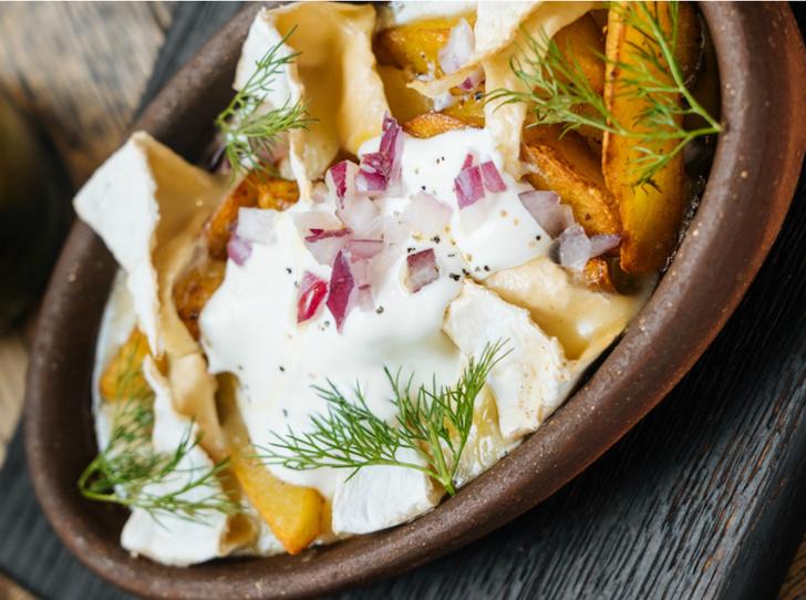 Фото №4 - Дух Франции: что приготовить из бри,камамбераи голубого сыра