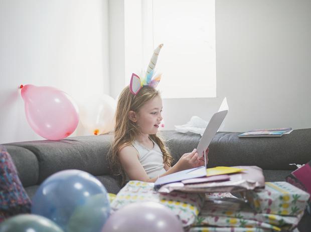 Фото №2 - 8 идей, как устроить детский день рождения на самоизоляции