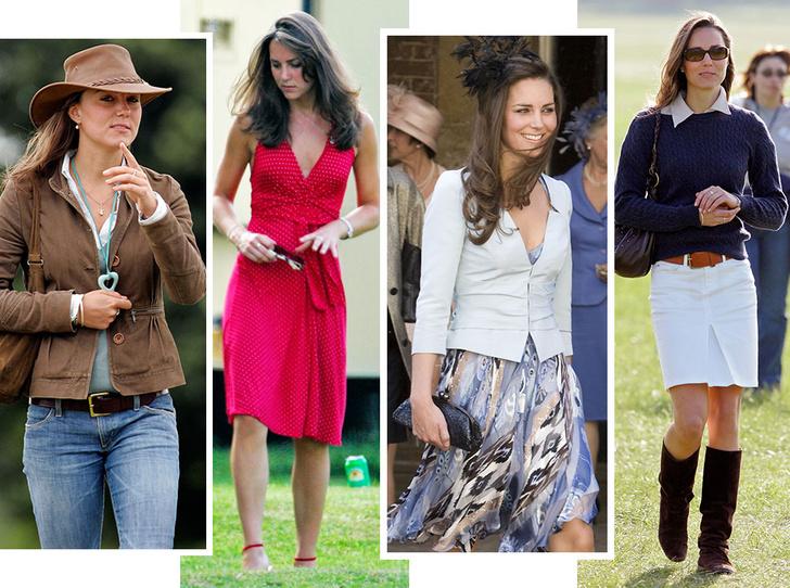 Фото №1 - Без стилиста: как Кейт Миддлтон одевалась до брака с принцем