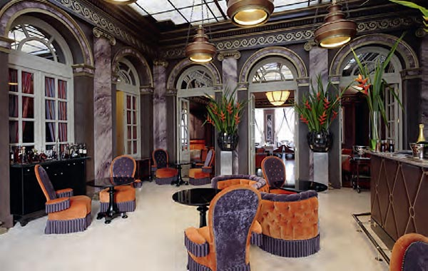Фото №4 - Ресторан Le Pressoir d'Argent в отеле Grand Hotel de Bordeaux & Spa