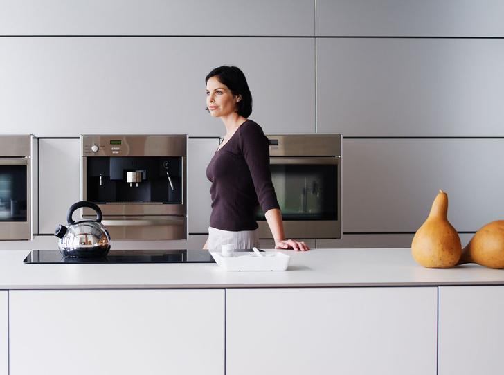 Фото №1 - 8 интерьерных решений, которые помогут придерживаться диеты