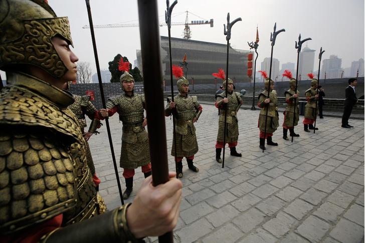 Фото №9 - Столица миров: истинные ценности и имперское величие древней столицы Китая