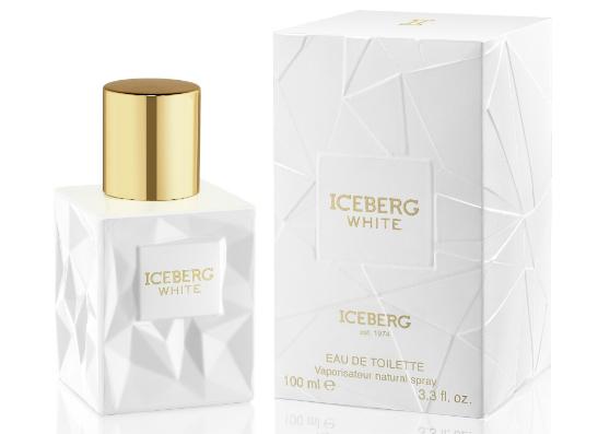 Фото №1 - Iceberg представил новый аромат Iceberg White