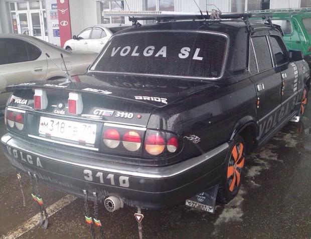 Фото №4 - Почему к бамперам советских автомобилей крепили резиновые хвостики