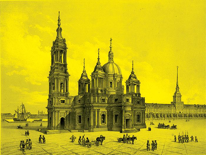 Фото №3 - Интересные факты об Исаакиевском соборе в Санкт-Петербурге