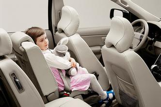 Фото №2 - Основы детской безопасности в машине
