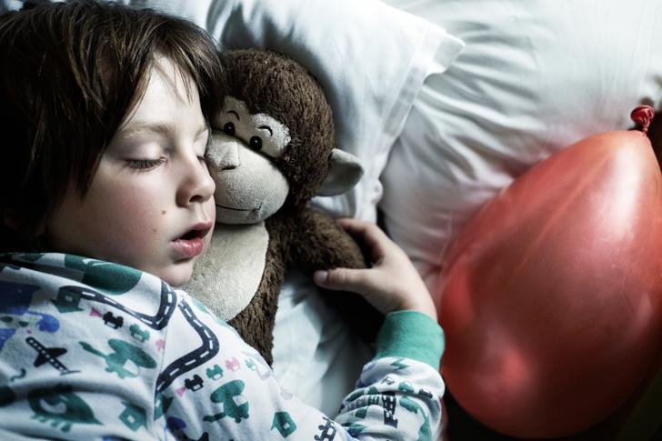 Фото №1 - Спящий ребенок: сон, к чему снится, приснились спящие дети