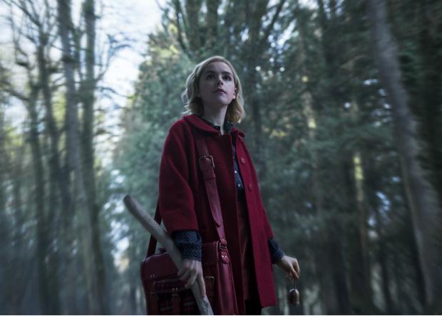 сабрина маленькая ведьма сериал