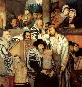 Фото №1 - Сегодня - канун иудейского Дня искупления