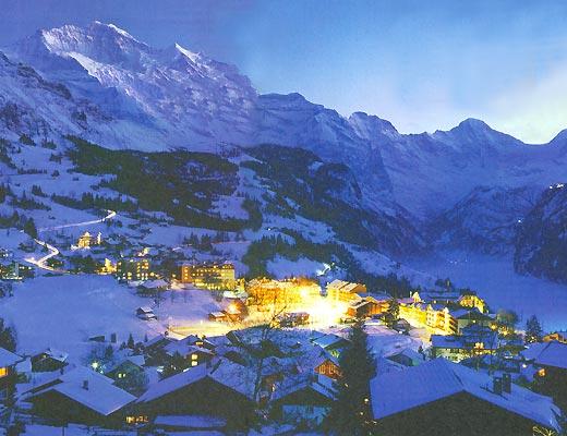 Фото №1 - Швейцария