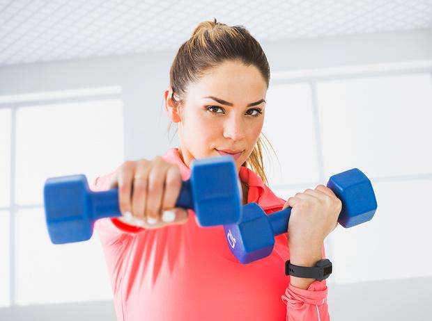 Фото №1 - 8 неожиданных причин, почему заниматься спортом полезно