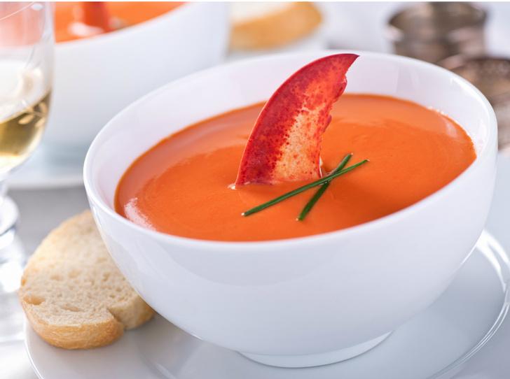 Фото №1 - Суп биск: 3 популярных рецепта изысканного блюда