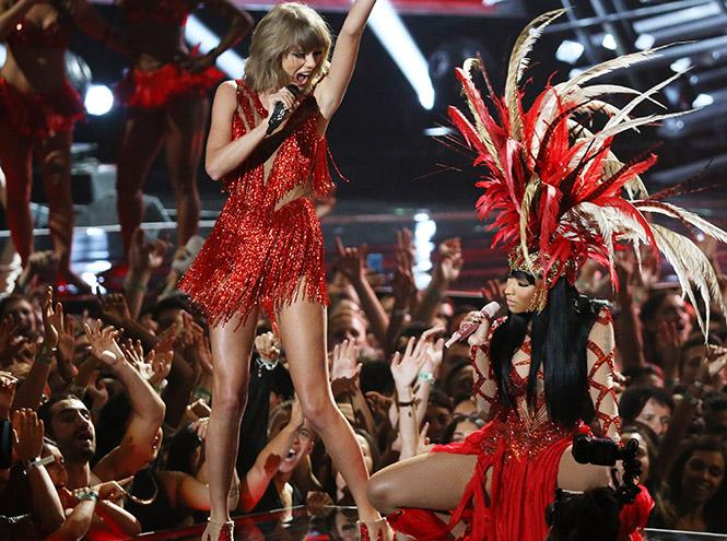 Фото №2 - Подробности церемонии VMA 2015 в Лос-Анджелесе