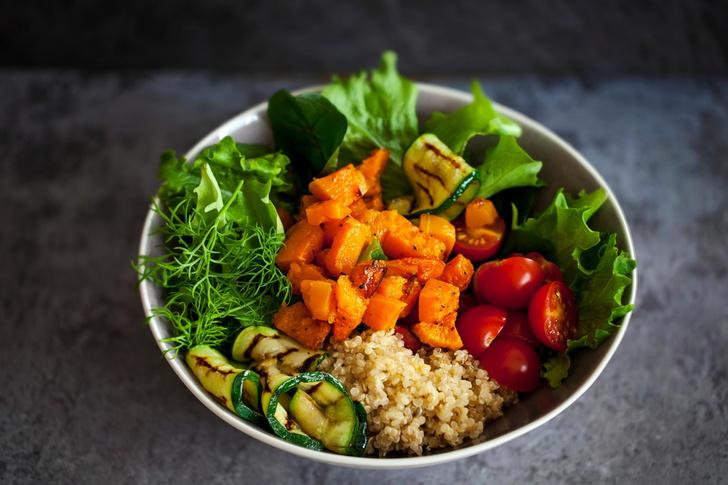 Фото №1 - Растительная диета увеличивает риск переломов костей