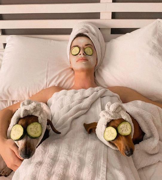 Фото №1 - 9 бьюти-средств для лица и тела, которые помогут расслабиться