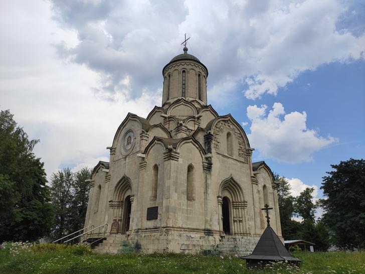 Фото №2 - Церковь Трифона в Напрудном и еще 4 древних храма Москвы за пределами Садового