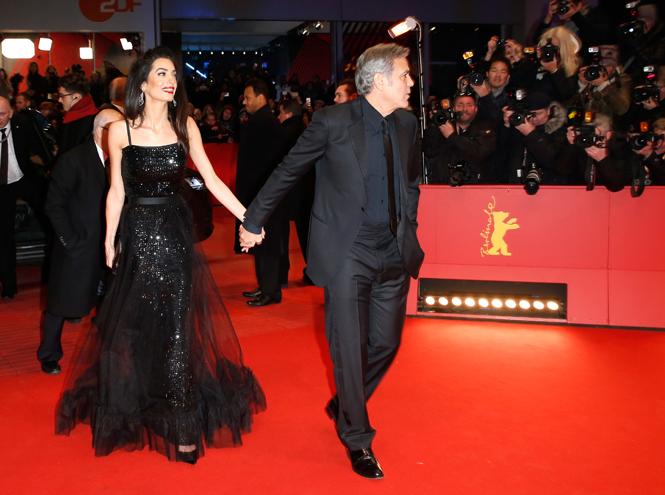 Фото №24 - Джордж и Амаль Клуни: история любви