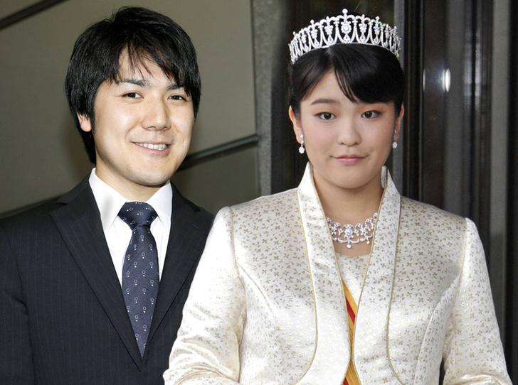 Фото №1 - Ее Высочество Мако и просто Кей: японская принцесса выбирает любовь