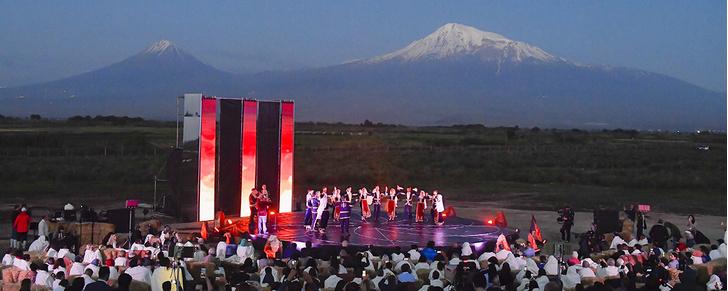 Фото №1 - В октябре 2019 года в Армении пройдет масштабный международный форум