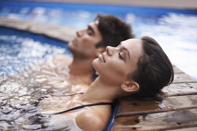Watsu, или релаксация в воде