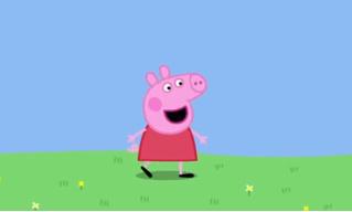 Оказалось, что Свинка Пеппа больше двух метров ростом. Интернет негодует