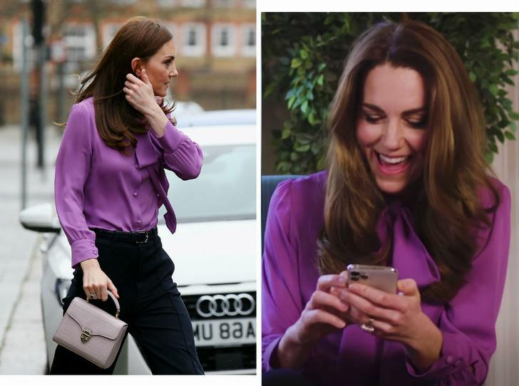 Фото №1 - Модный конфуз или новый тренд: что не так с нарядом герцогини Кейт