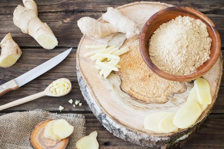 Фото №2 - Рецепт имбирного чая для похудения и детокс-диеты