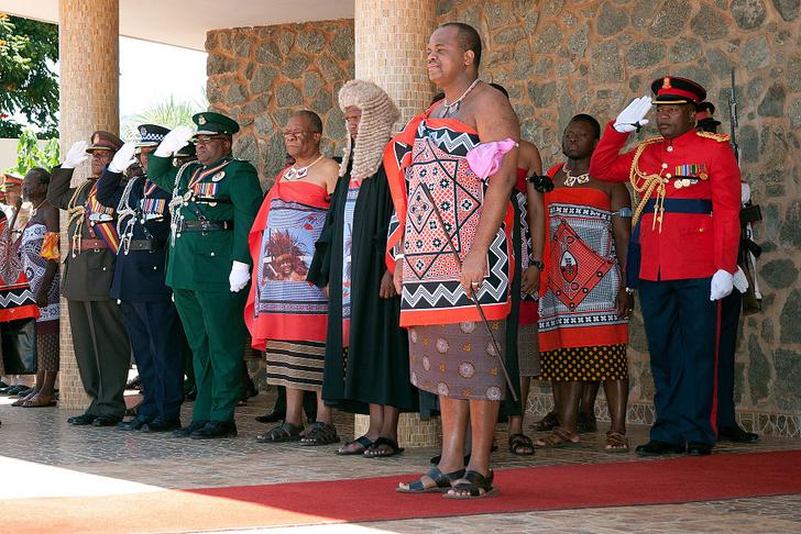 Фото №3 - Свазиленд-Эсватини: старое королевство с новым именем
