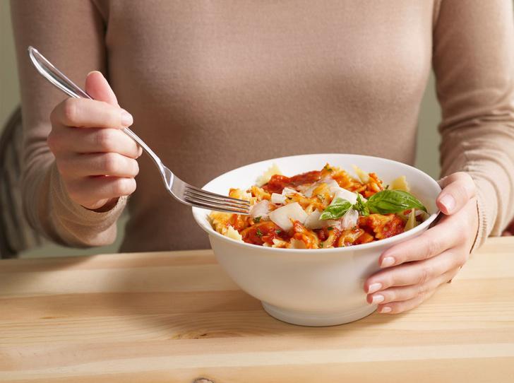 Фото №4 - Новая диета: правило вилки