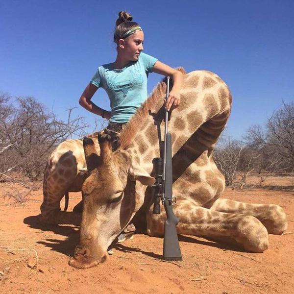 Фото №23 - Убийственная красота: женская охота как тренд