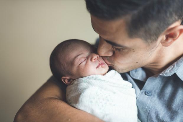 Фото №2 - Короткая история об отцовстве, переворачивающая представление о нем