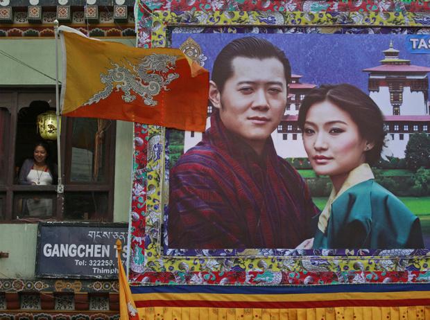 Фото №6 - Король-дракон Бутана: любовь стоит того, чтобы ждать