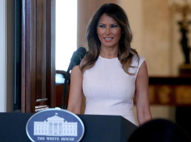 Фото №9 - Мелания и ее власть в Белом доме: альтернативная история Первой леди США