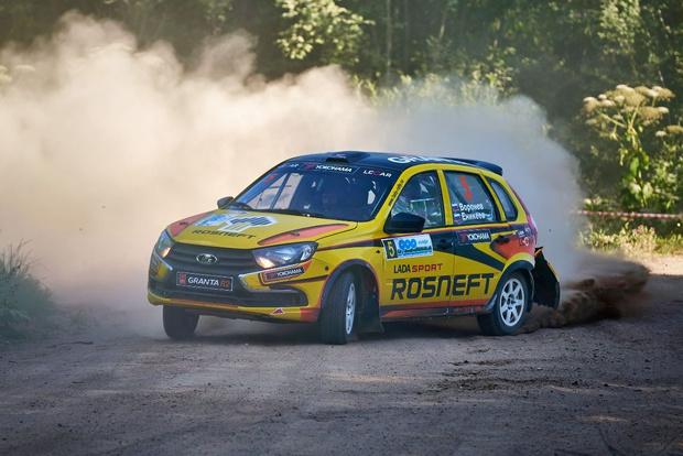 Фото №3 - Lada начинает новый гоночный сезон