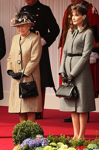 Фото №31 - Первые леди Франции: от Ивонны де Голль до Карлы Бруни-Саркози